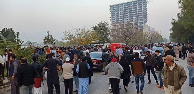 Pakistan ve Afganistan sınırında 6,1 büyüklüğünde deprem