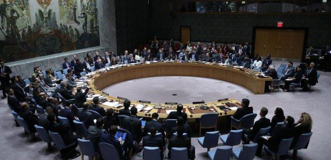 Rusya'dan Suriye tasarısına  veto