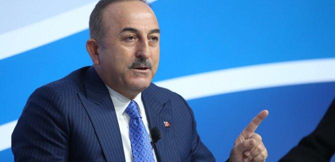 Çavuşoğlu: Türkiye haklarını savunmaya devam edecek
