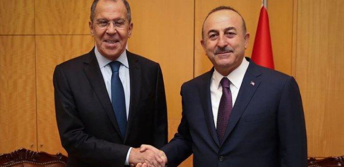 Rusya ile Türkiye'den Libya kriziyle ilgili anlaşma