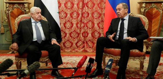 Lavrov: Sûriye êdî derbasî qonaxeke nû dibe