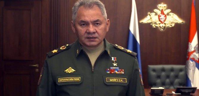 Rusya:Uçaklarımızın Suriye'deki sorti sayısı 30 kat azaldı