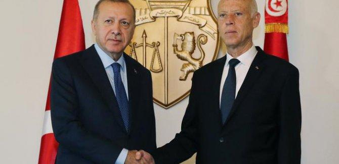 Erdoğan: Libya'da bir an evvel ateşkes sağlanmalı