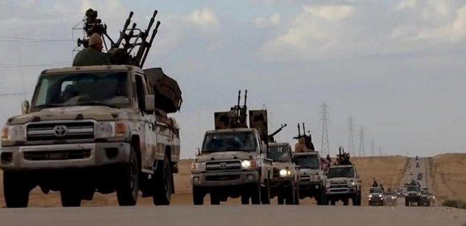 Libya: Savaş tırmanırsa Türkiye'den destek isteyeceğiz
