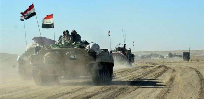 Irak ordusundan Kerkük'e takviye güç