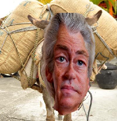 Alçak Wilders'den Yeni Provakasyon