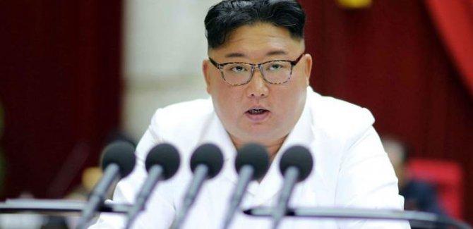 Kuzey Kore'den ABD'ye karşı 'askeri adım' mesajı