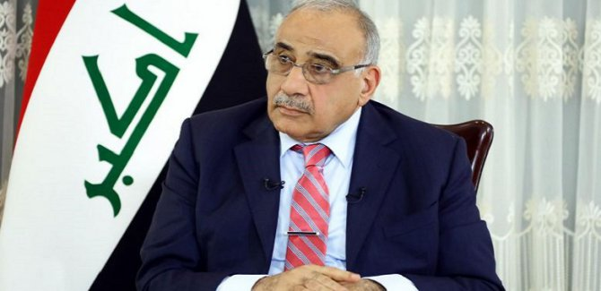 Abdulmehdi'den ABD elçiliğiyle ilgili çağrı