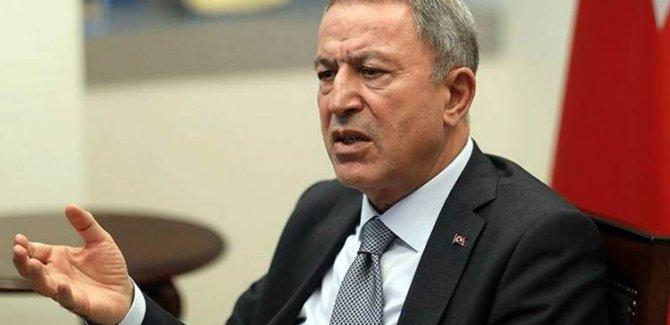 Akar'dan Libya mesajı: Görev TSK'ya verilecek