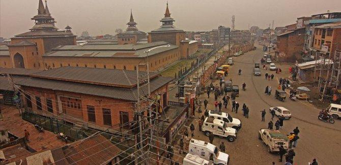 Keşmir'de abluka 150 günü geride bıraktı