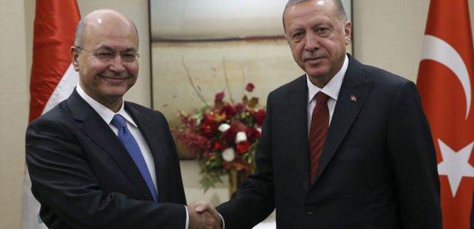 Erdoğan ile Salih telefonda görüştü