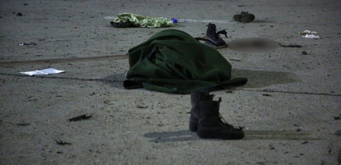 Askeri okula saldırı: 28 ölü, 18 yaralı