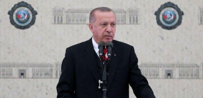 Erdoğan: MİT, Libya'da gerekeni yapıyor