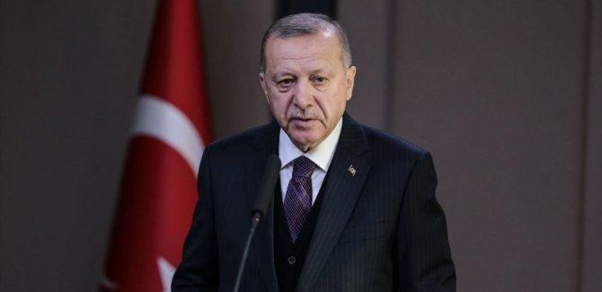 Erdoğan: Libya'ya ilk etapta 35 asker gönderdik