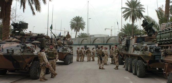 Avustralya: Irak'tan çekilmeyeceğiz