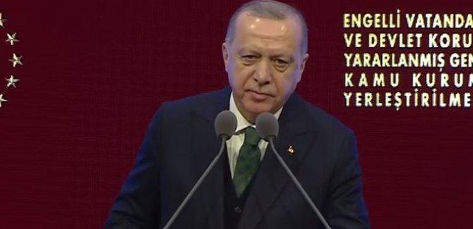 Cumhurbaşkanı Erdoğan: Evlilik dışı hayat biçimi özendirilmeye çalışılıyor