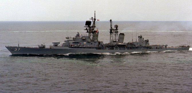 Rusya: ABD donanması kuralları ihlal etti