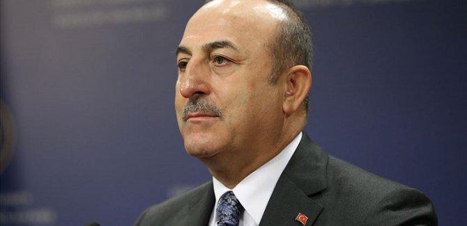 Çavuşoğlu: Rusya'nın Hafter'i ikna etmesini bekliyoruz