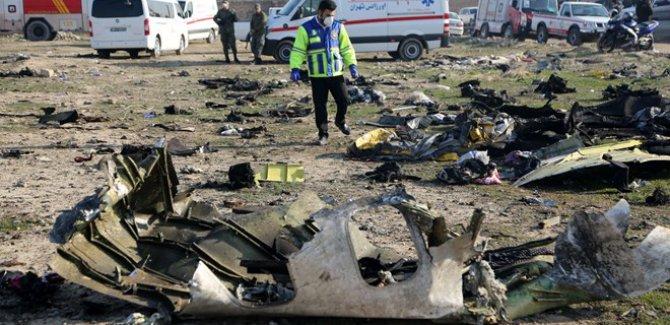 Ukrayna Havayolları: Artık İran üzerinde uçmayacağız