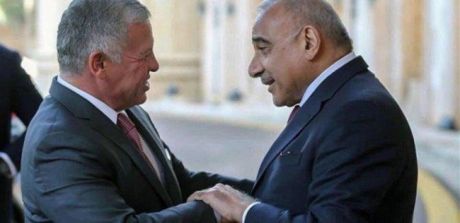 Ürdün Kralı: Abdulmehdi'nin istifasıyla Irak geriledi