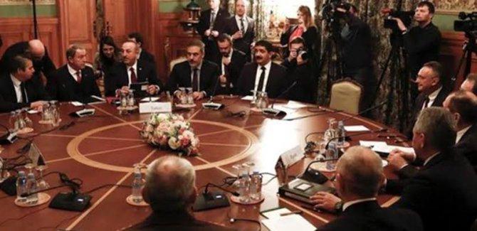Lavrov: Moskova'daki Libya konusunda ilerleme sağlandı