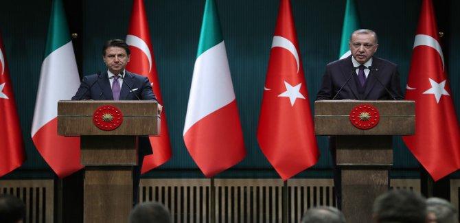 Erdoğan: Ateşkesin kalıcı hale gelmesi için çabalıyoruz