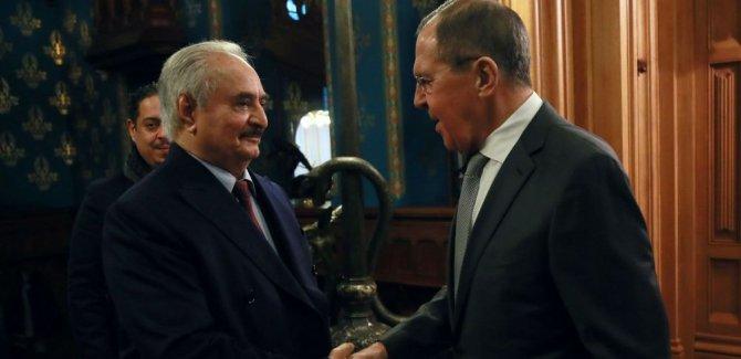 Hafter, ateşkes anlaşmasını imzalamadan ayrıldı