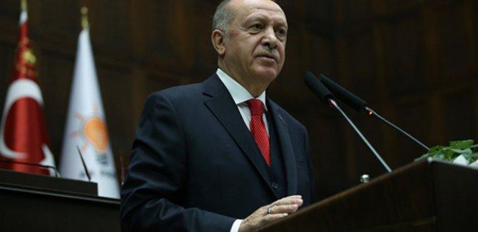 Erdoğan: Hafter saldırıları sürdürürse gereken dersi vermekten çekinmeyiz