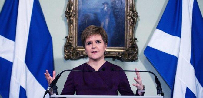 İskoçya: Kendi kaderimize karar verme hakkımız var