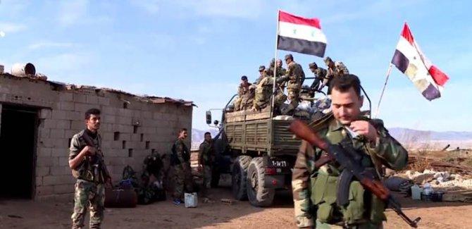 Suriye ordusu büyük bir saladırıya hazırlanıyor