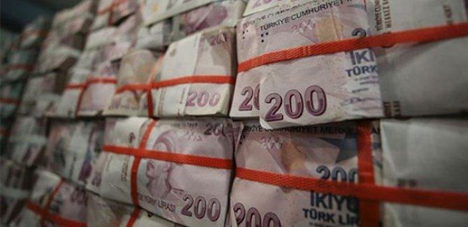 Merkezi yönetim bütçesi 2019 yılında 123,7 milyar TL açık verdi