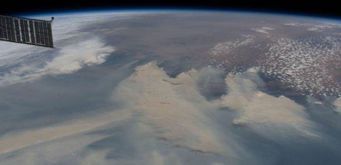 NASA: Avustralya'dan çıkan duman tüm dünyayı saracak