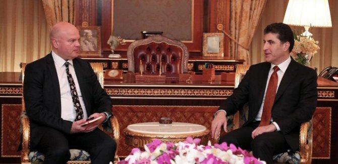 Neçirvan Barzani: Irak hesaplaşma meydanı olmamalı