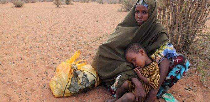 45 milyon kişi açlıkla karşı karşıya