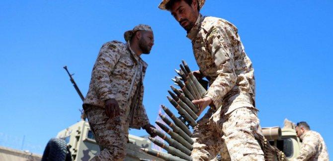 Libya konferansının taslak metni basına sızdı