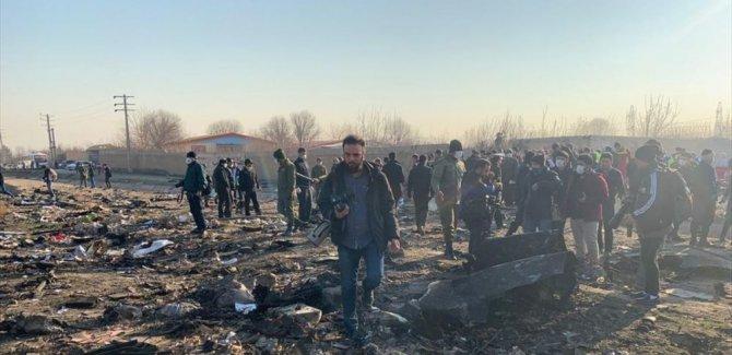 İran: Uçuş kayıtları Ukrayna'ya gönderilecek