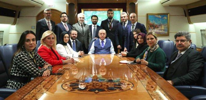 Erdoğan: Hafter'in metinlere imza atmaması manidar