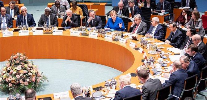 Almanya: Konferans hedefine ulaştı, devamı şubatta