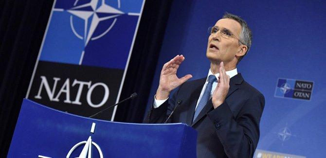 NATO: Rusya'nın büyük bölümünü izleyebilecek İHA'lara sahibiz