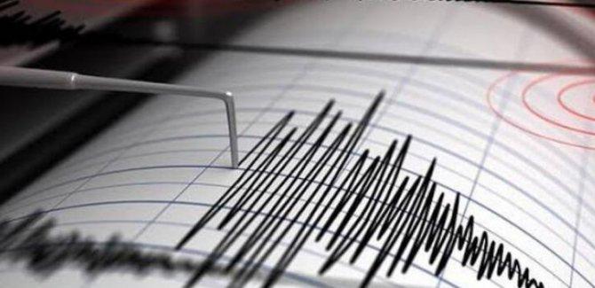 Ankara' da iki deprem