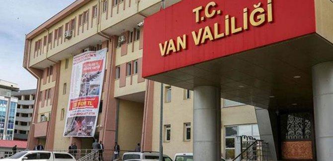 Van'da gösteri ve eylem yasağı