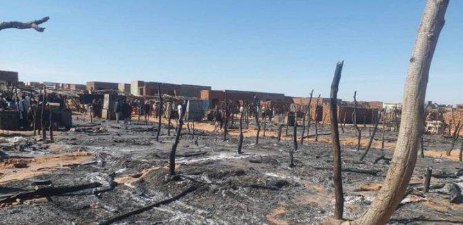 Sudan'da kabile kavgası: 32 ölü