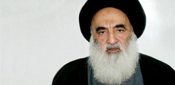 Sistani: Irak'ta yeni hükümet kurulmalı