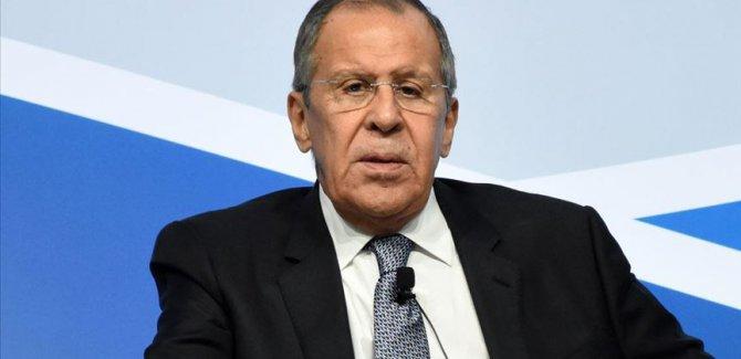 Lavrov: Suriye Sınırlarında Kontrolü Sağladı