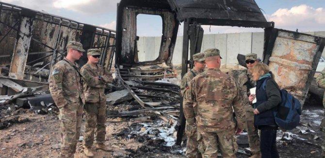 Pentagon: Travma geçiren asker sayısı 34'e yükseldi