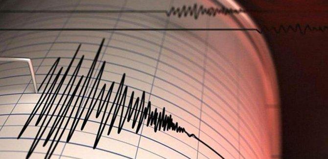 Manisa Akhisar'da deprem