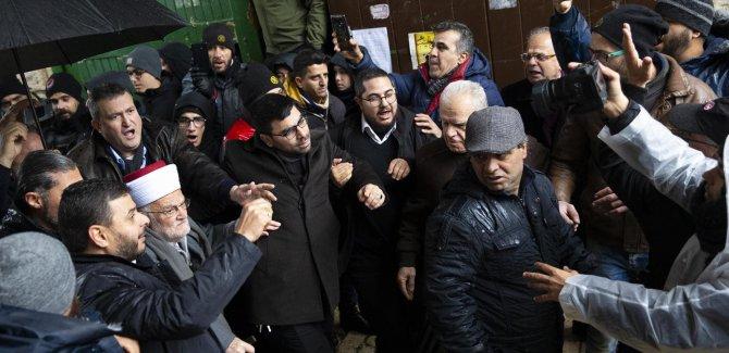 Şeyh Sabri, İsrail'in 'Mescid-i Aksa yasağını' deldi