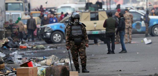 Irak'ta 5 gösterici daha öldürüldü
