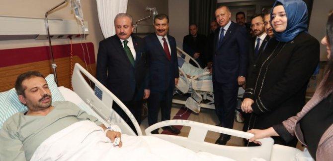 Erdoğan: Hakkımızda ahlaksızca paylaşımlar var