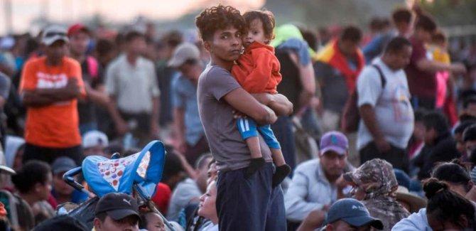 Meksika'ya göçmen politikası eleştirisi: Trump'ınkine benzer fiili duvar oluşturdular